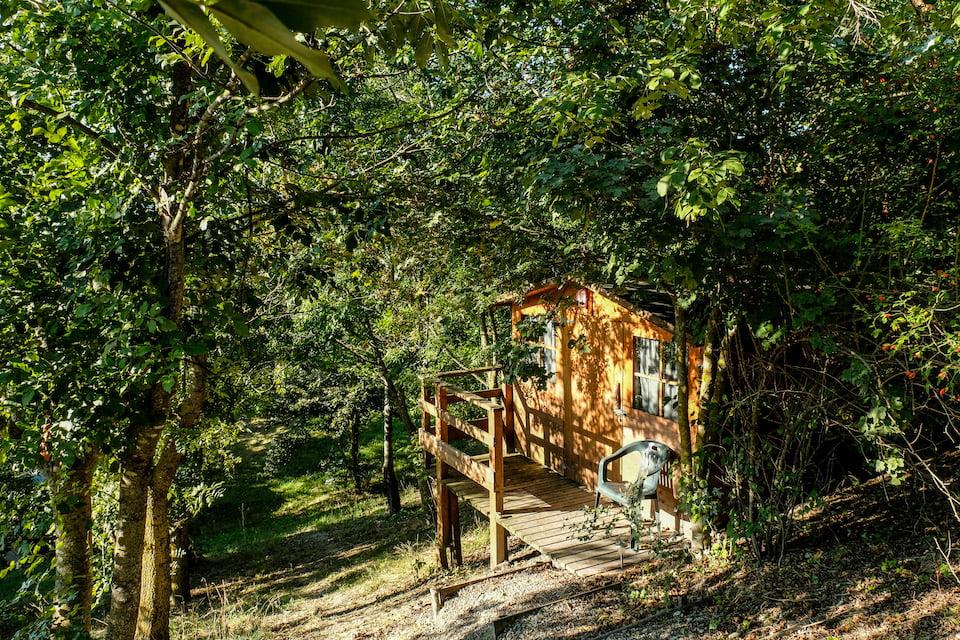 Casa Corra casetta legno