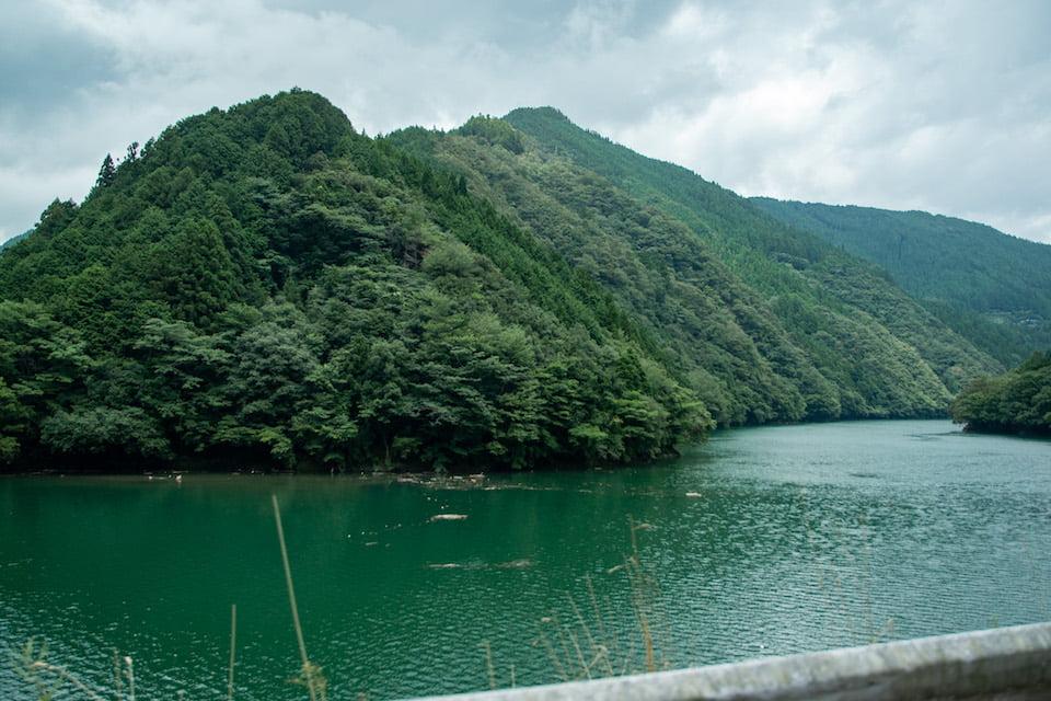 Shikoku natura incontaminata