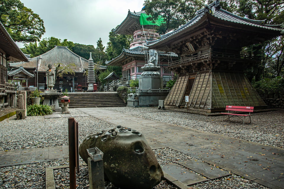 Hotsumisaki-ji Shikoku