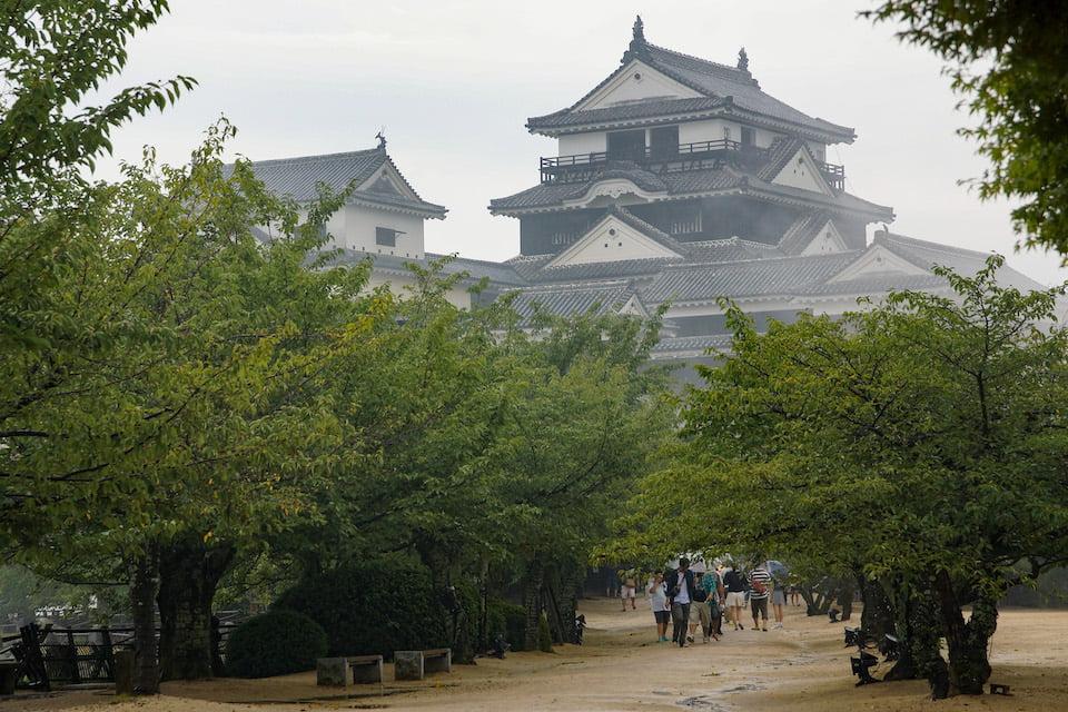 Castello di Matsuyama