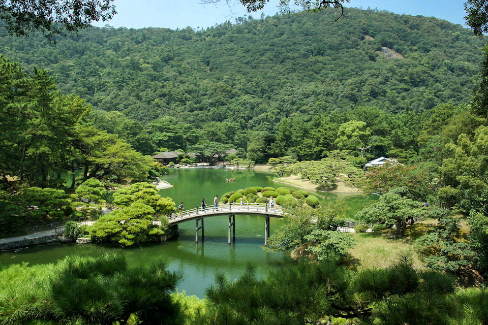 Ponte Engetsu-kyo