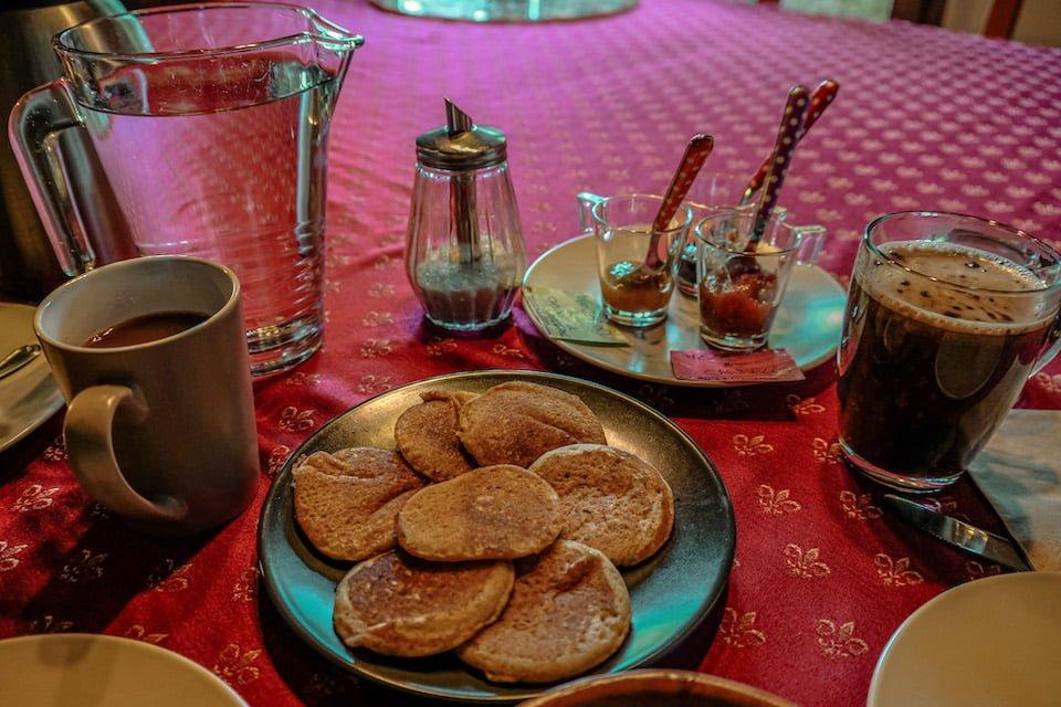 Colazione vegana Borgo di Tara