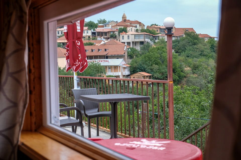 Guesthouse Sighnaghi