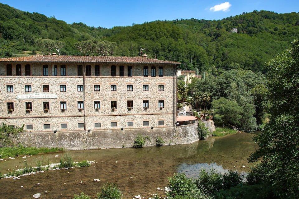 Hotel San Lorenzo Pescia