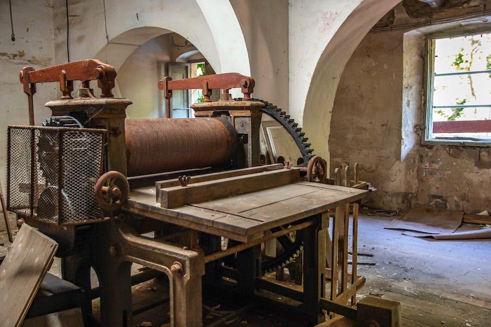 Museo della carta Pescia