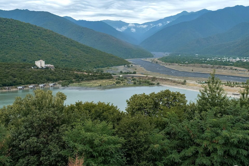 Lago Ilia