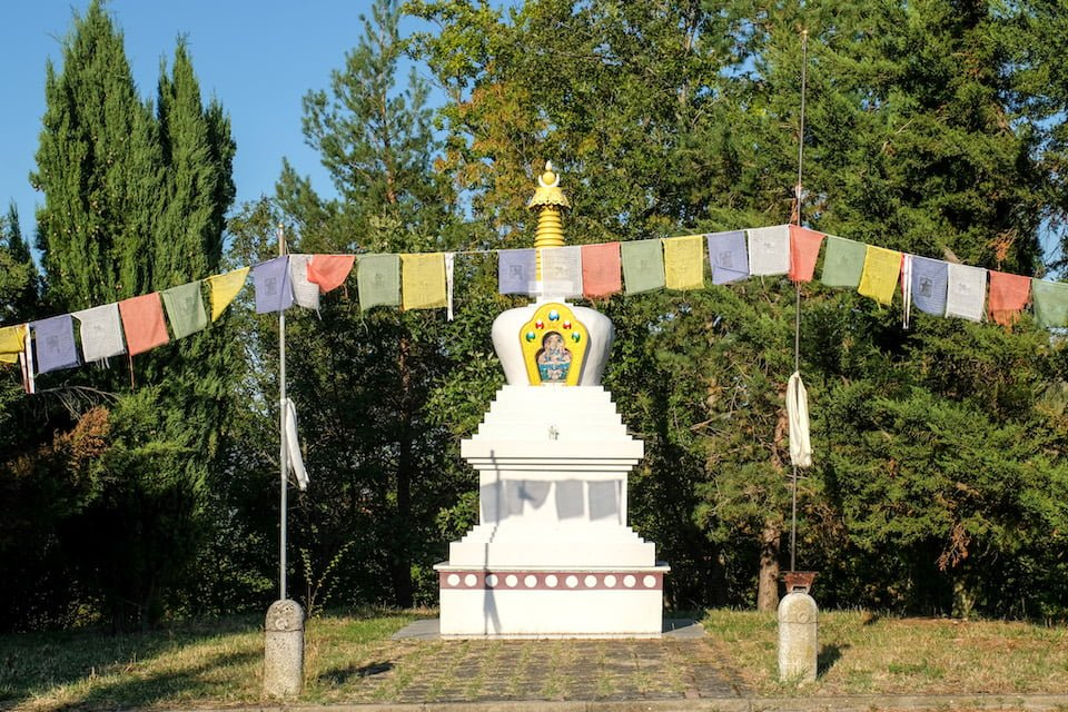 Stupa a Votigno