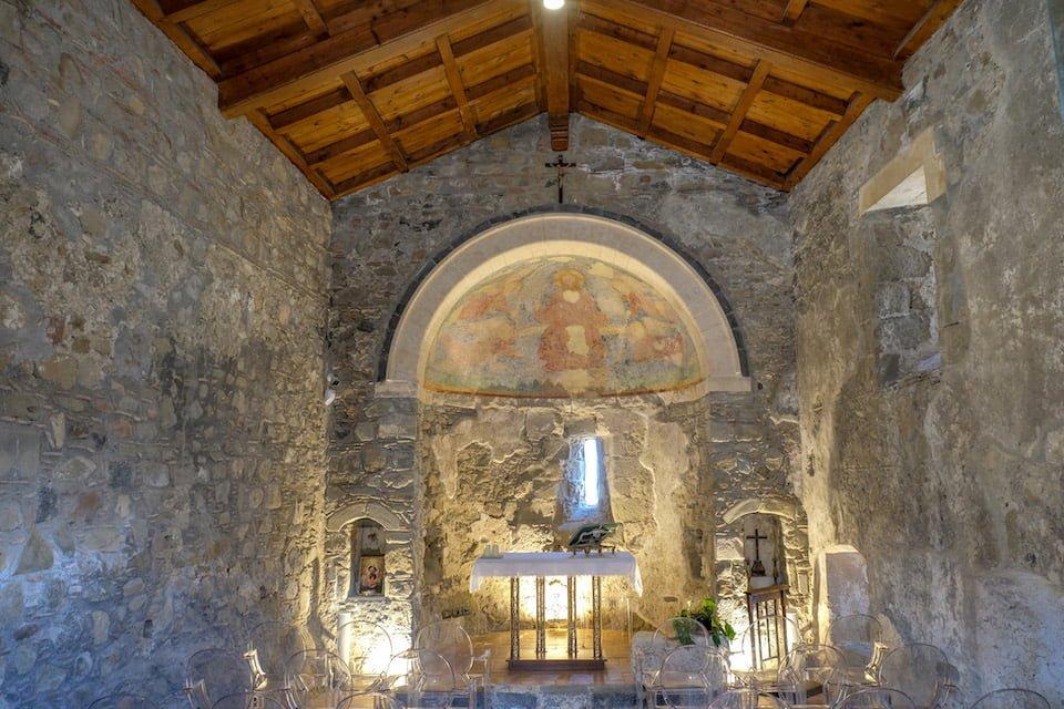 Cappella castello Calatabiano