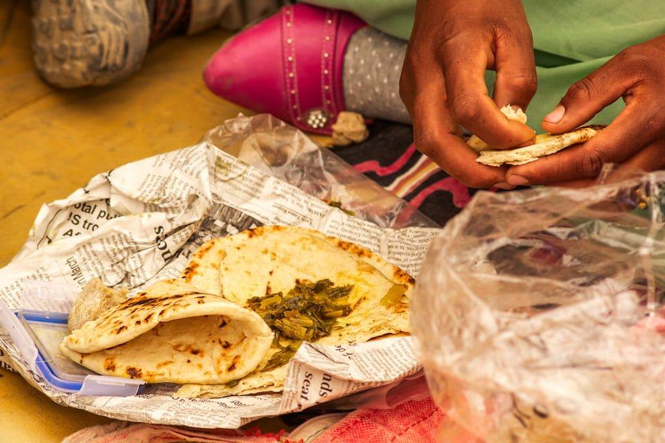 Chapati festival Ladakh