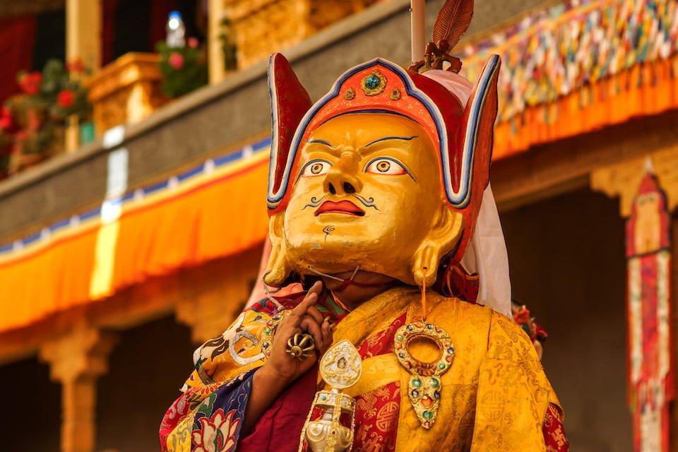 Maschere festival Ladakh