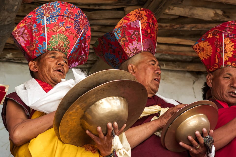Orchestra buddhista