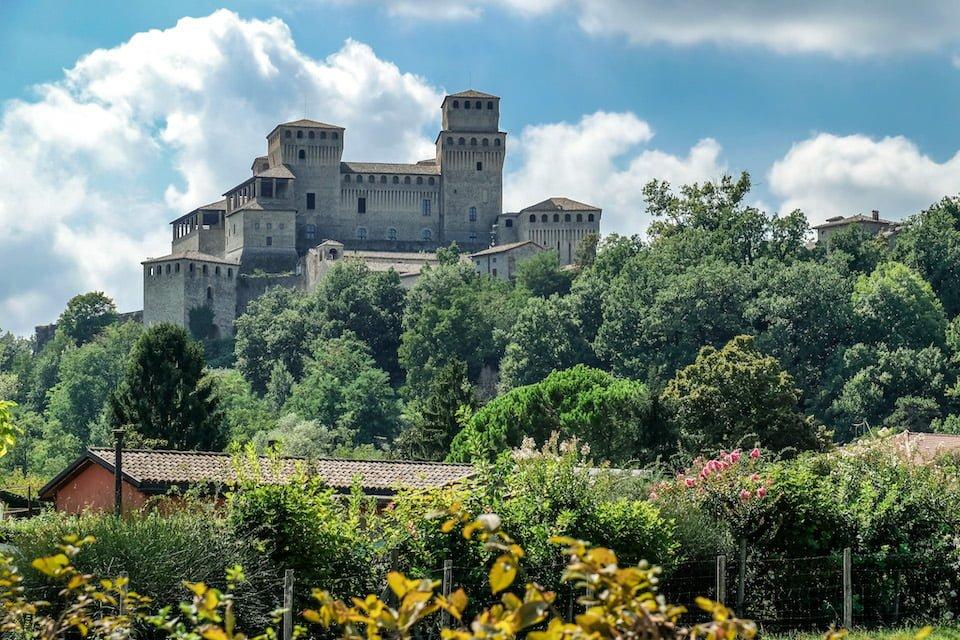 Castello Torrechiara Parma