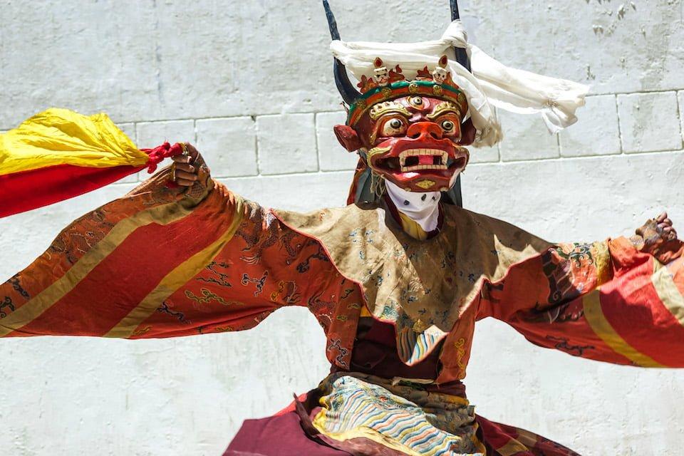 Festival in Ladakh