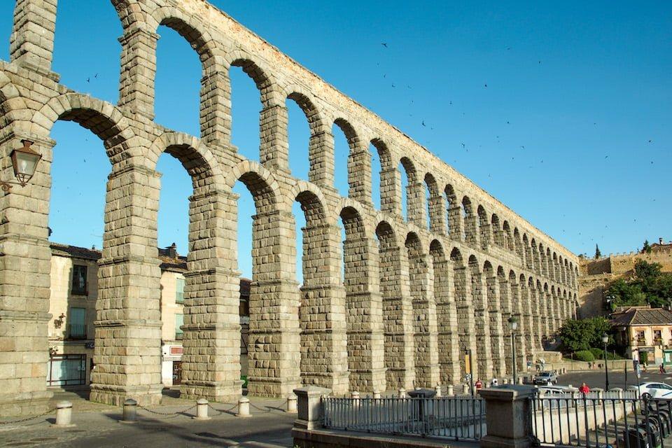 Acquedotto Segovia