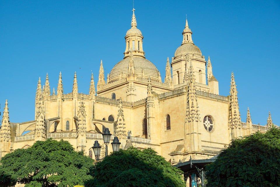 Cattedrale Segovia