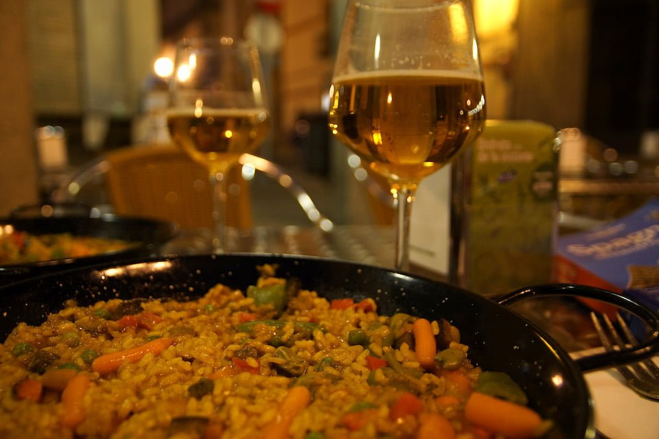 Paella Cafe Jeyma