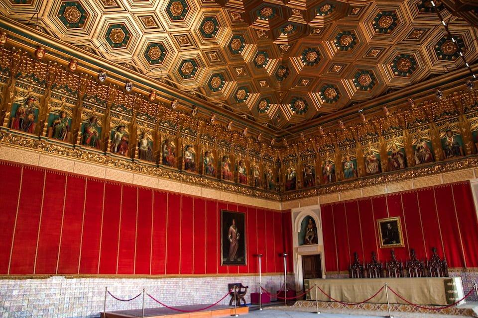 Sala de Reyes