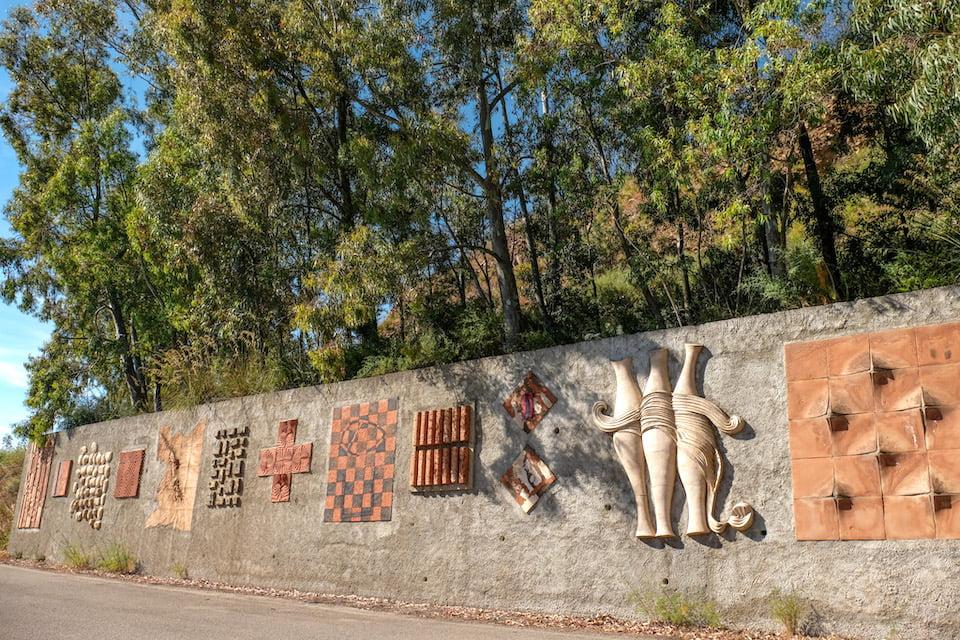 Il muro della vita